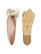 Emily - Satin Ballerina Shoes - Palazzo Bruciato