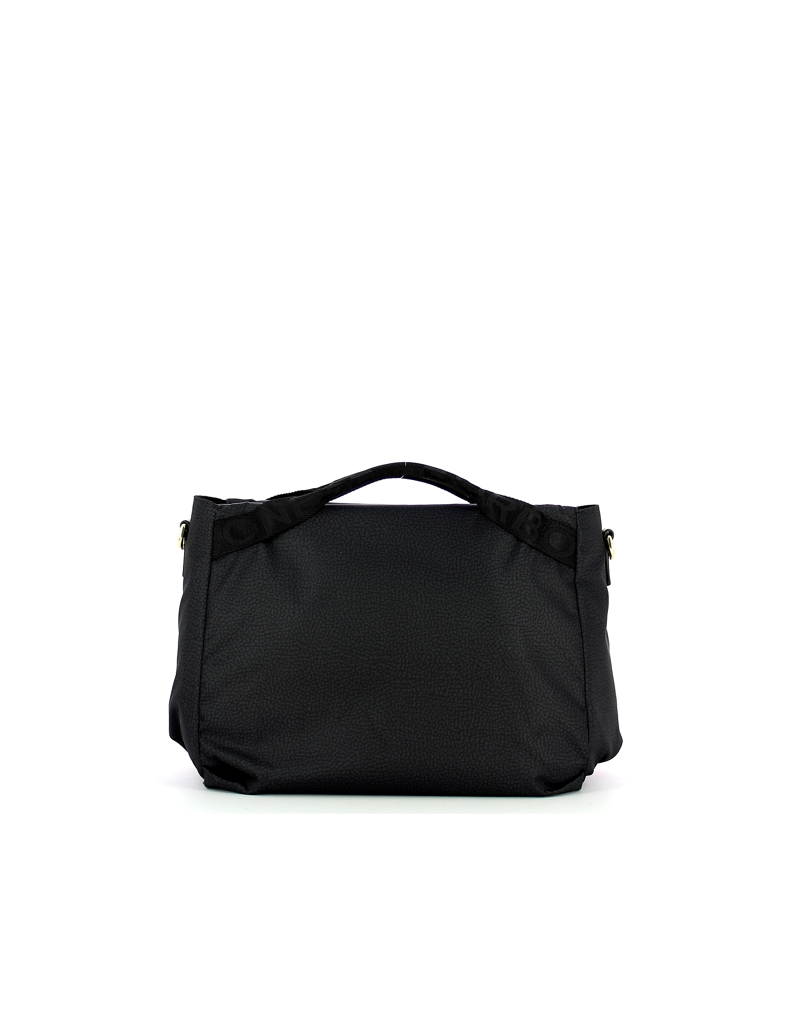 Borbonese Designer Handbags, Women's Black Bag