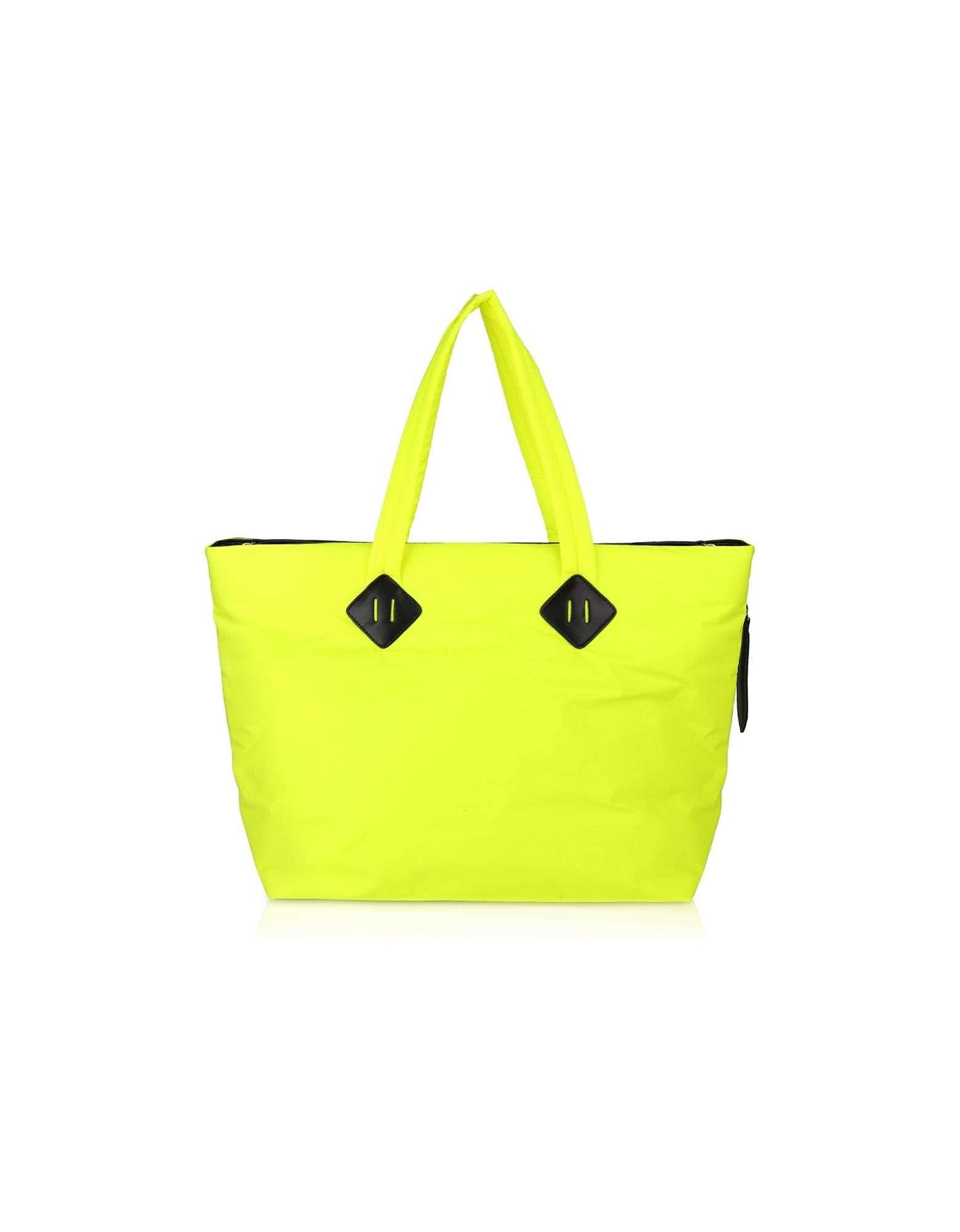POMIKAKI Designer Handbags, Women's Yellow Bag