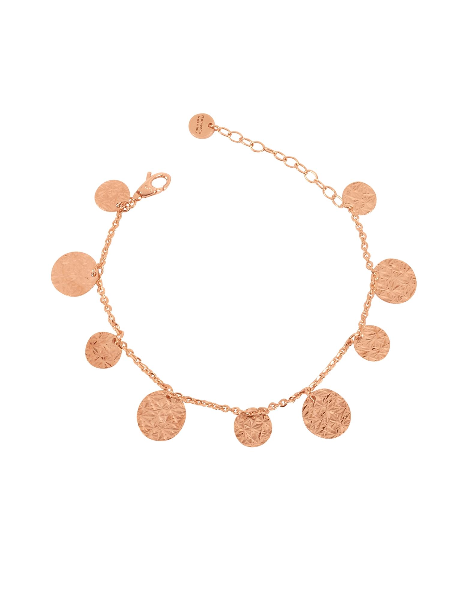 R-ZERO Rose Gold Over Bronze Bracelet