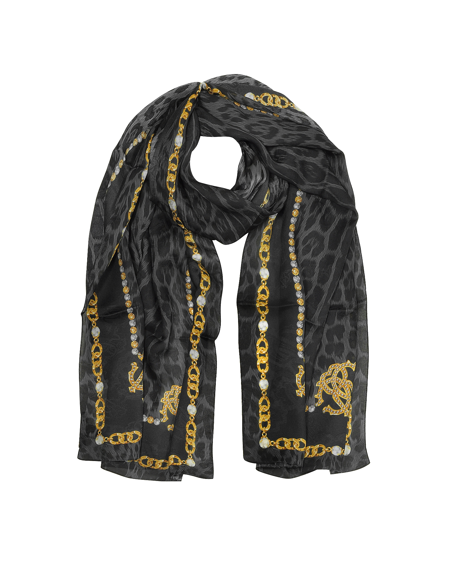 RC Printed Silk Stole