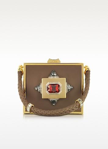 Luxury Box Clutch - Roberto Cavalli