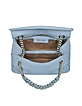 Pompei Leather Crossbody Bag w/Chain Strap - Roberto Cavalli