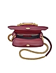 Small Red Leather Shoulder Bag - Roberto Cavalli