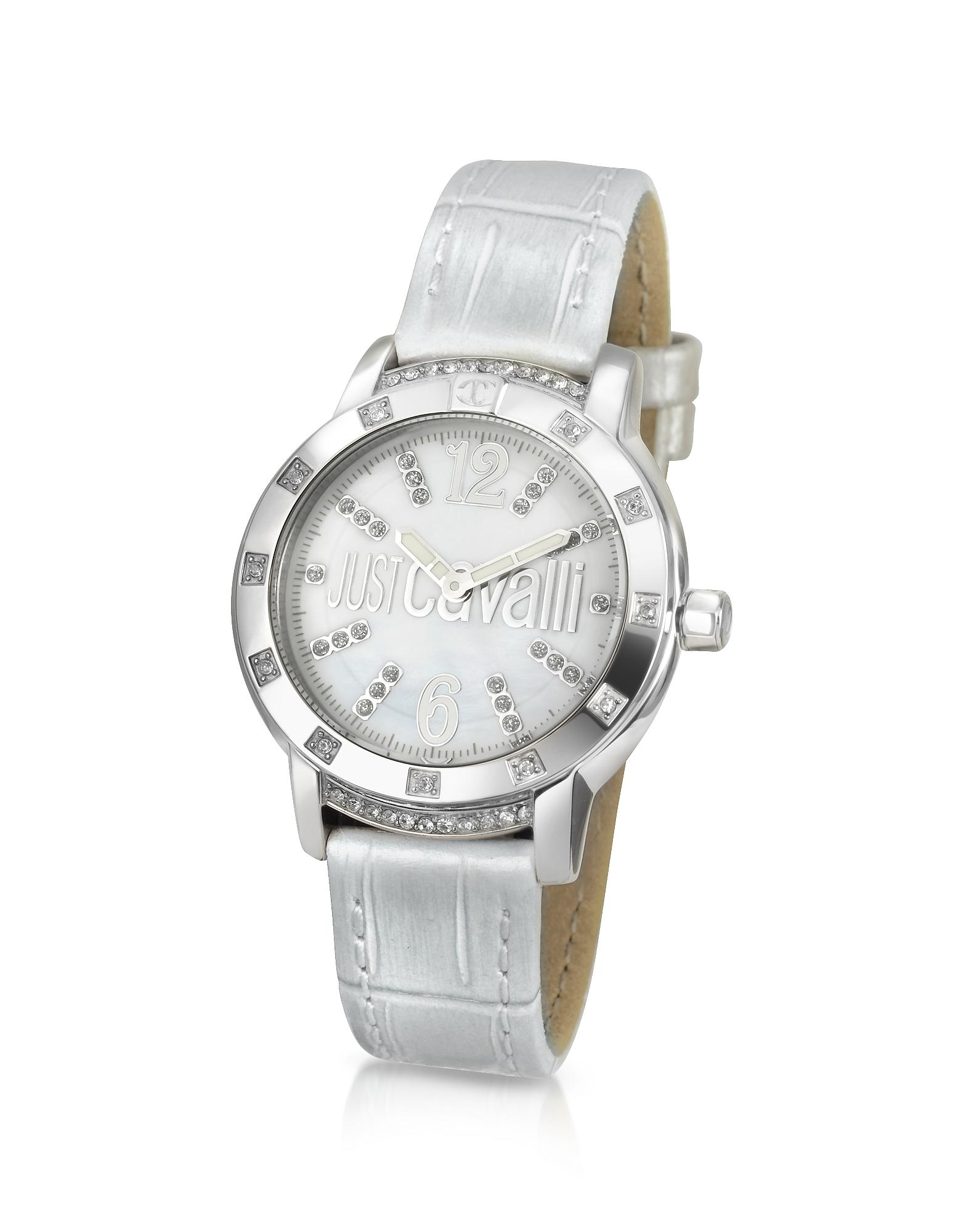 Crystal Lady - Костюмные Часы с Перламутровым Циферблатом