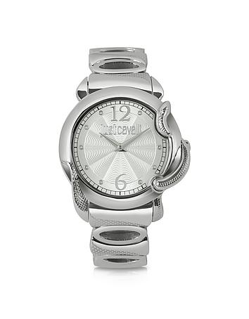Just Cavalli - Eden - Silver Dial Bracelet Watch