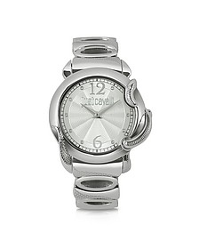 Eden - Silver Dial Bracelet Watch - Just Cavalli