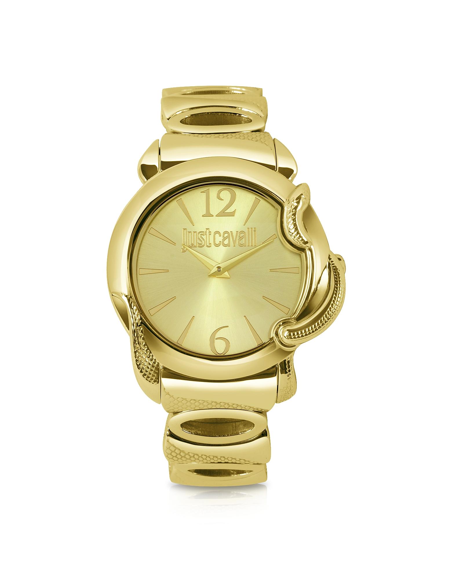 Eden - Montre bracelet dorée