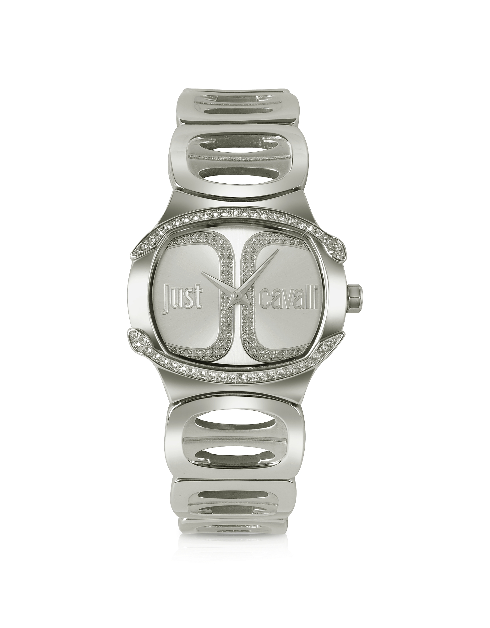 Born JC - Часы с Серебристым Циферблатом