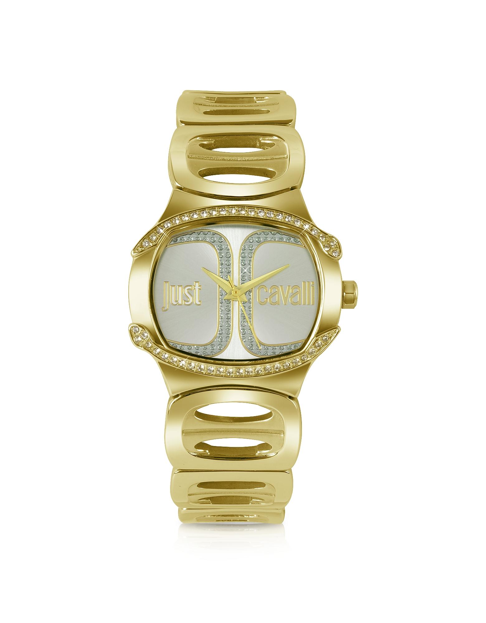 Born JC - Часы с Золотистым Циферблатом