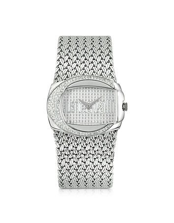 Just Cavalli - Rich Collection Chain Link Band Watch