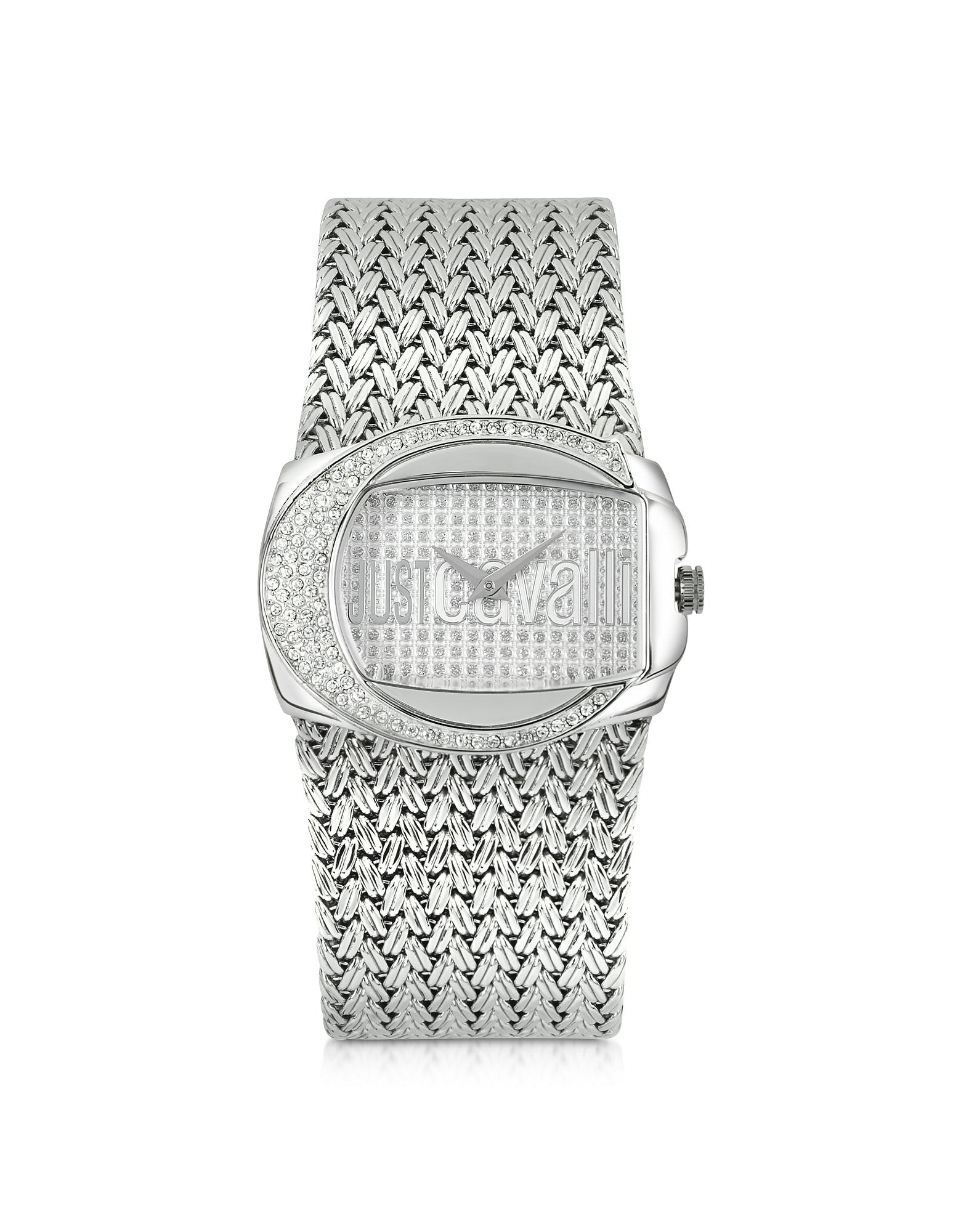 Rich Collection - Часы с Плетеным Звеньевым Браслетом
