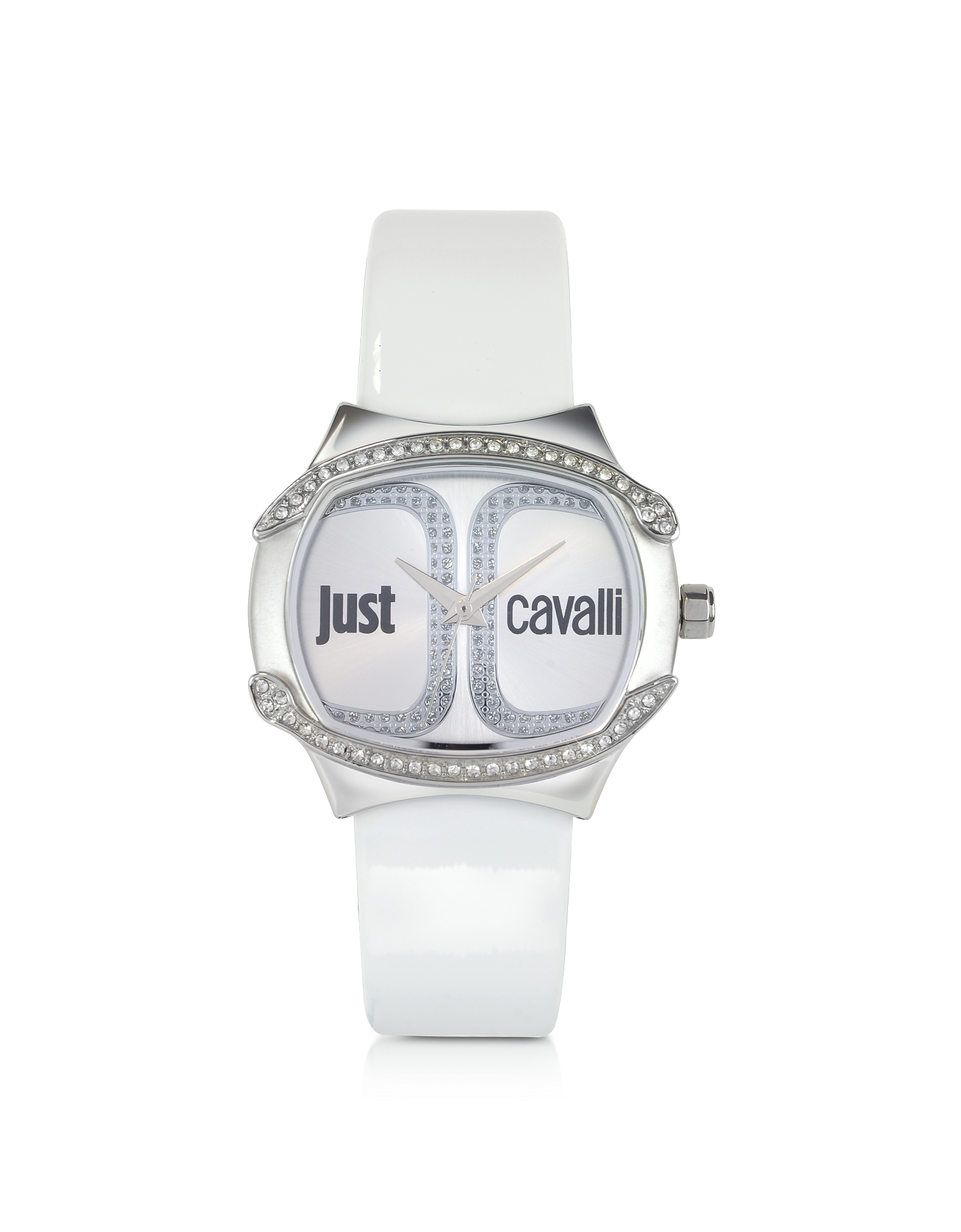 Just Cavalli Women's Watches, Born Collection Oblong Logo Watch