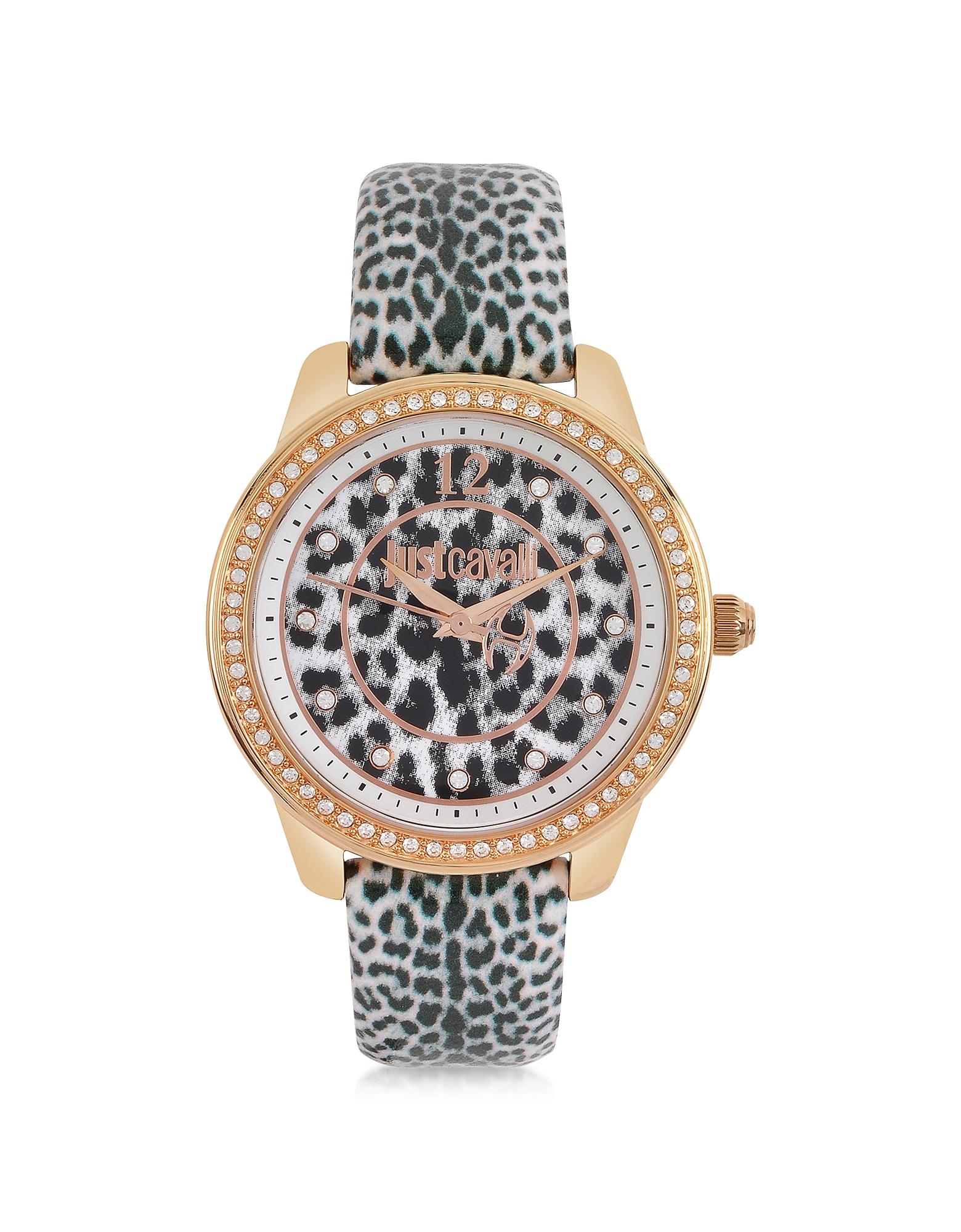 Leopard 3H - Женские Часы