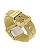 Curvo - Ladies' Gold Plated Mesh Bracelet Watch - Roberto Cavalli