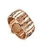 Multiface - Signature Rose Gold Plated Bracelet Watch - Roberto Cavalli