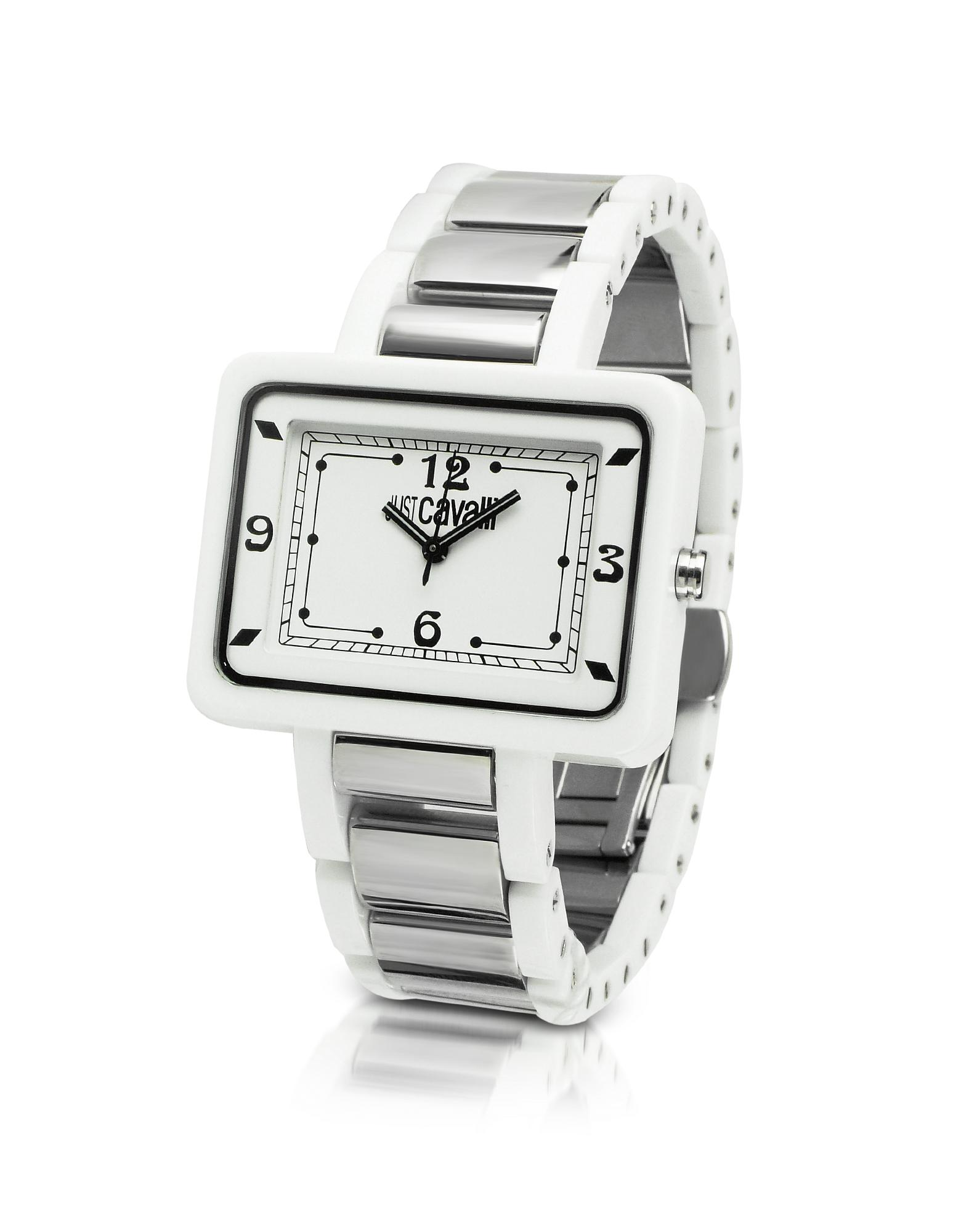 Just Cavalli  Black & White - Women's Bracelet Watch