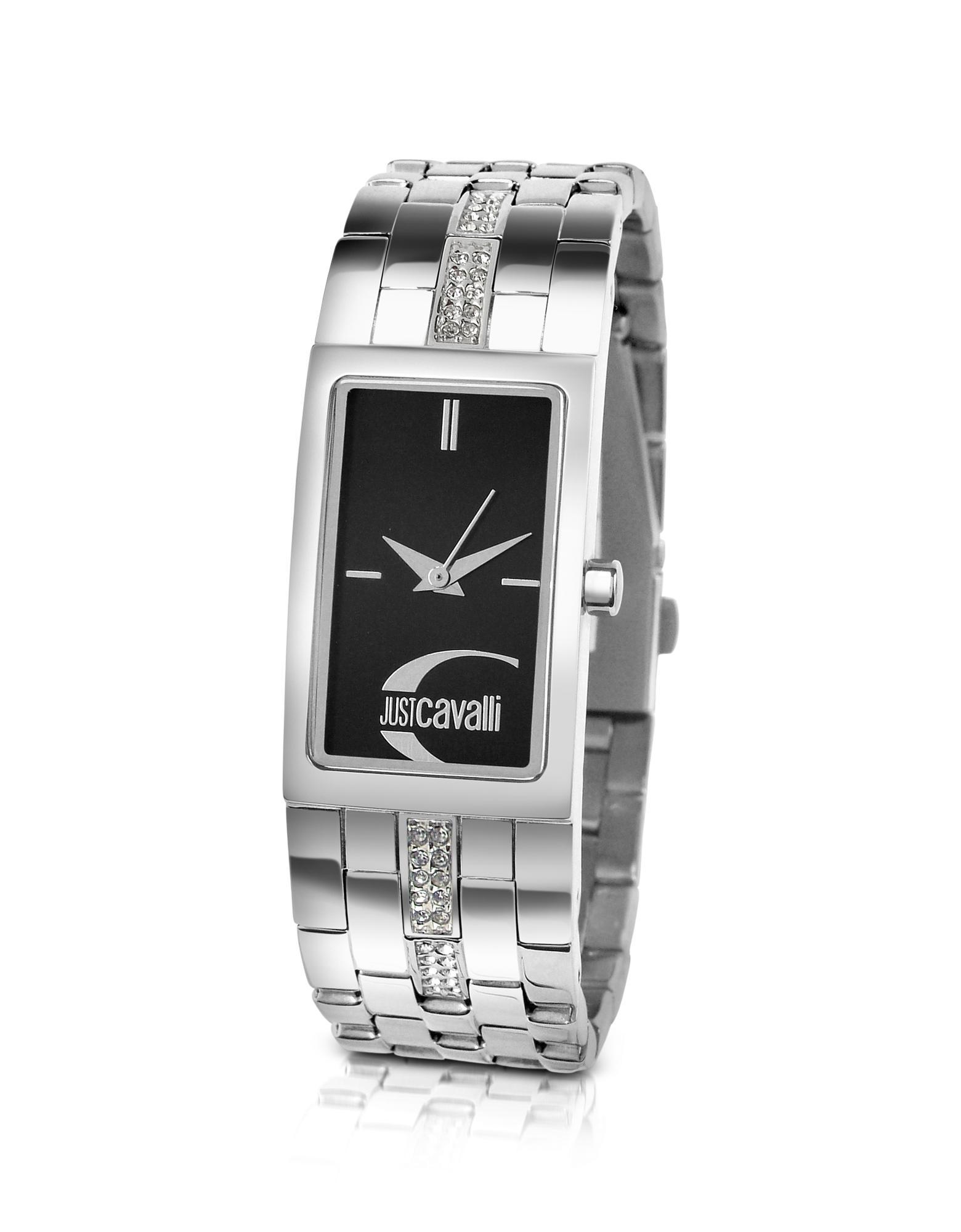 Just Cavalli  Colas - Crystal Bracelet Watch