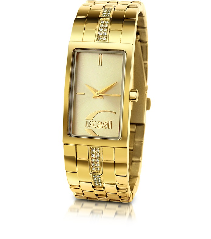 Colas - Crystal Bracelet Watch - Just Cavalli