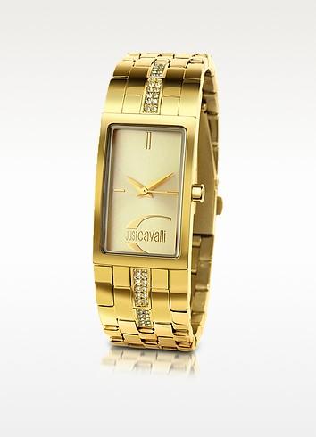Colas - Crystal Bracelet Watch - Just Cavalli