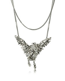 Pegaso Metal Necklace - Roberto Cavalli