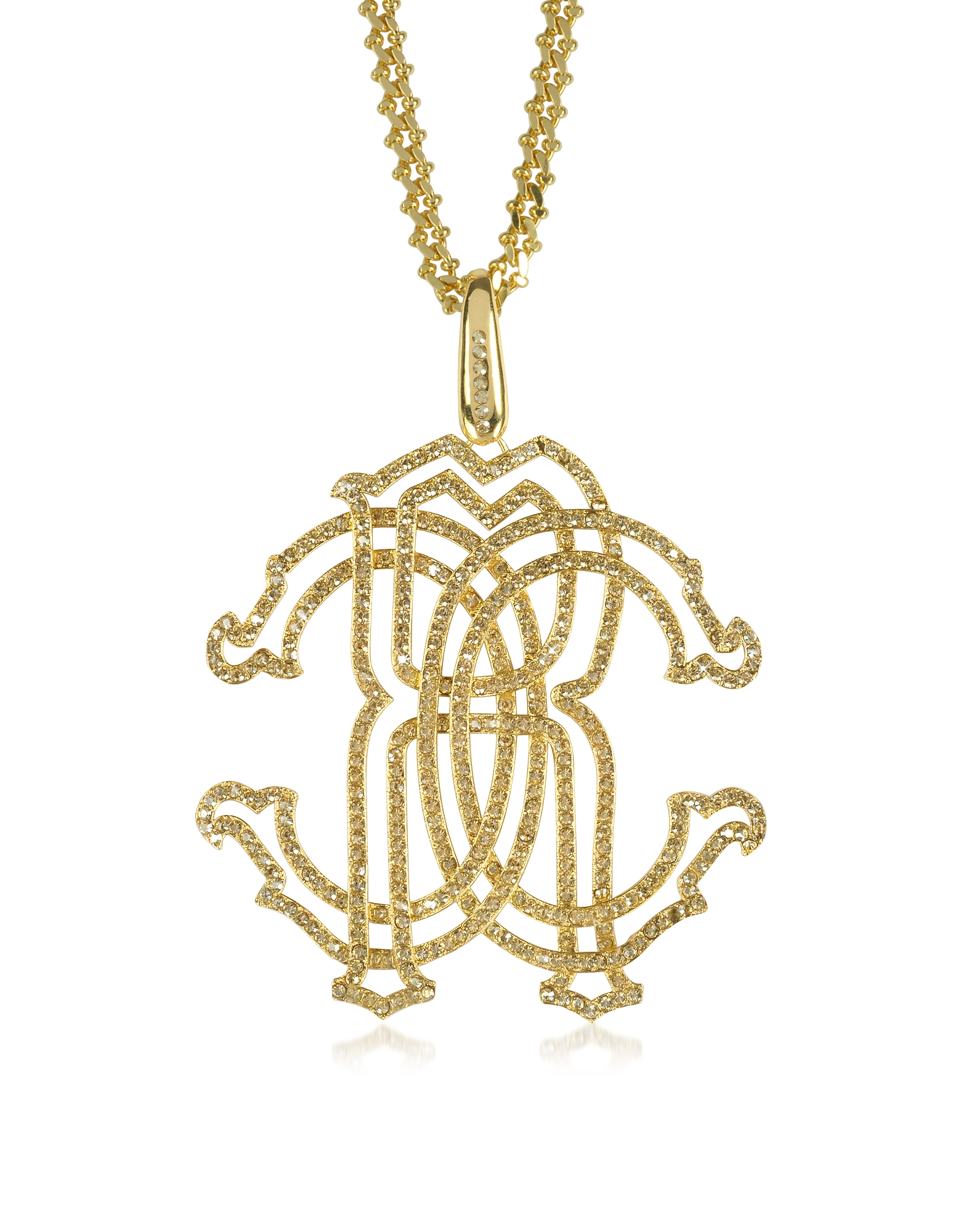 Ожерелье с Подвеской-Логотипом RC