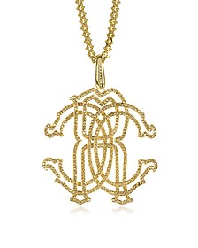 RC Icon Pendant Necklace - Roberto Cavalli