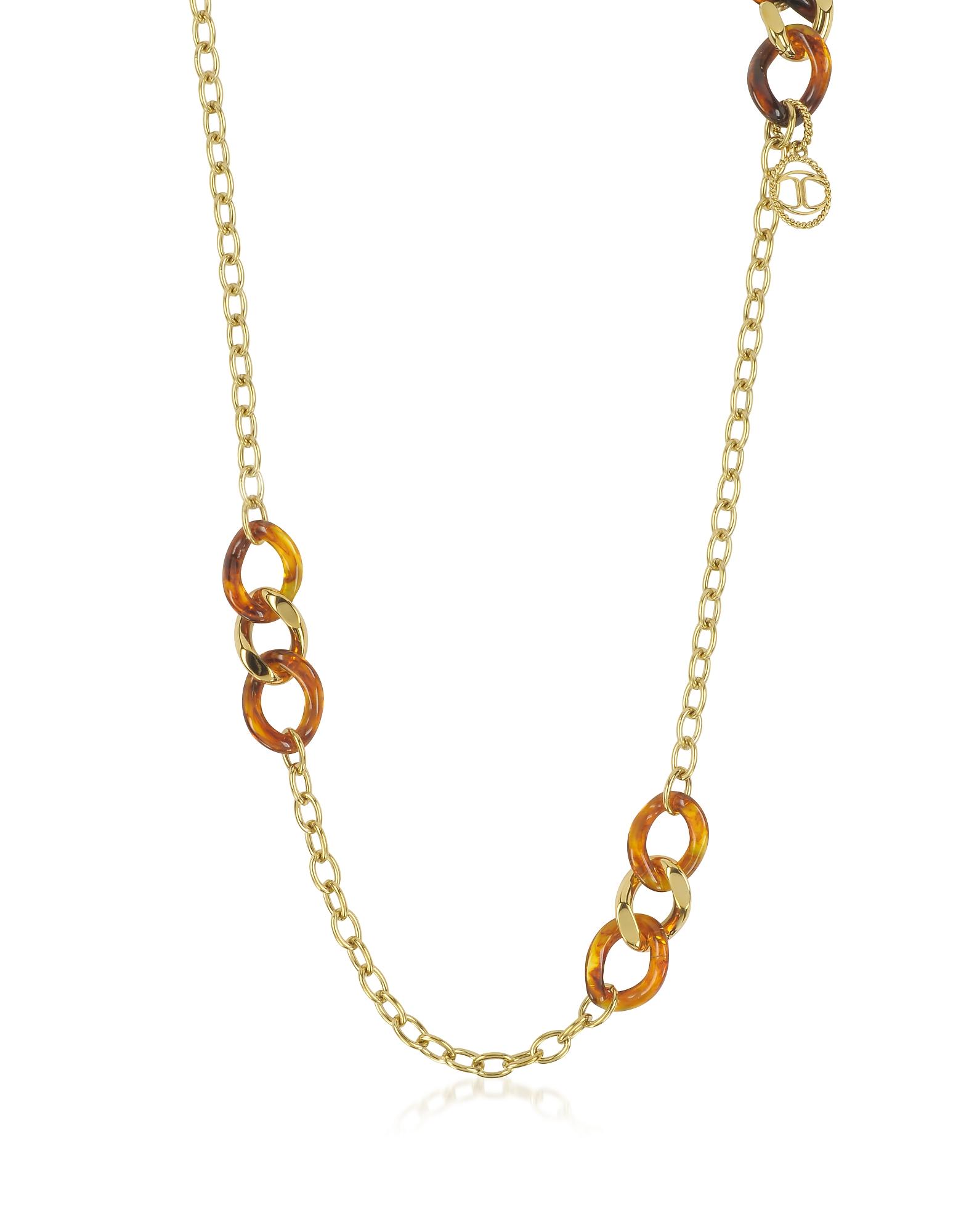 Nature - Женское Ожерелье из Нержавеющей Стали