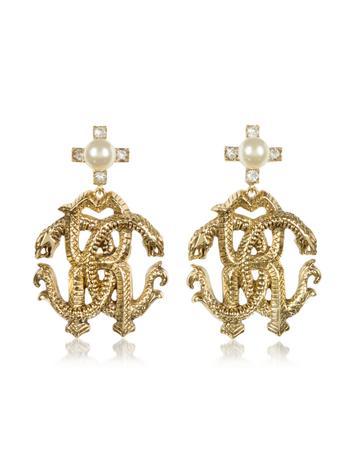 RC Luxe Earrings w/Pearls