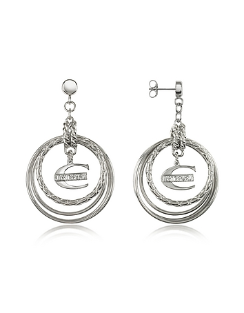 Infinity - Logo Charm Earrings