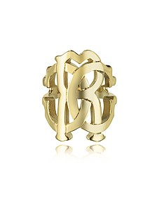 RC Lux Gold Tone Ring