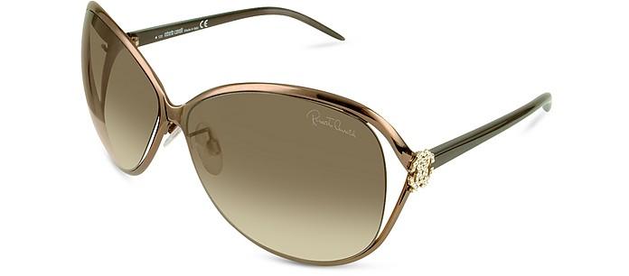 Variscite - Logo Open Lens Sunglasses - Roberto Cavalli