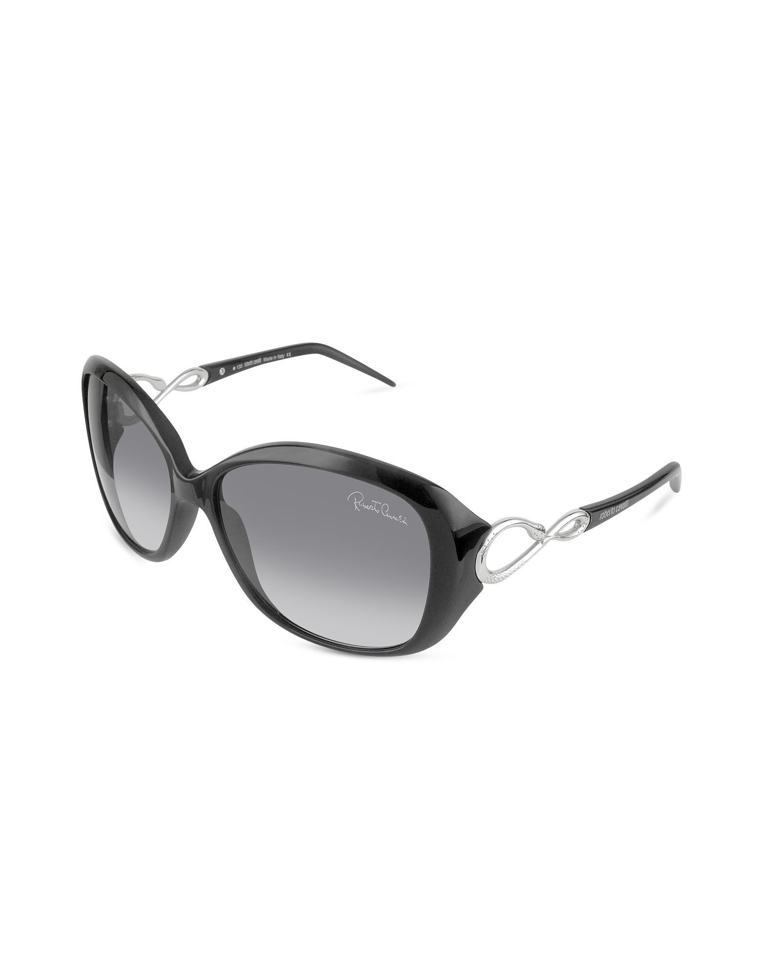 Roberto Cavalli Gardenia - Snake Temple Sunglasses