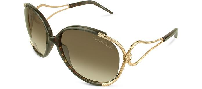 Narciso - Logo Open Lens Sunglasses - Roberto Cavalli
