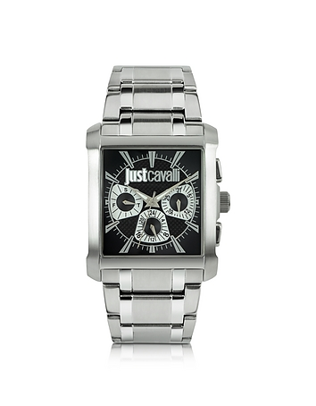 Just Cavalli - Rude Collection Stainless Steel Watch