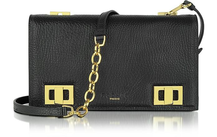 Girello - Leather Shoulder Bag - Rochas