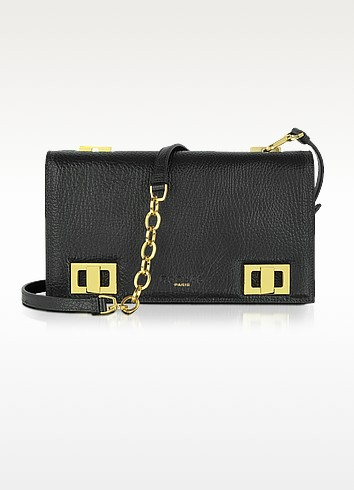 Girello - Leather Shoulder Bag - Rochas