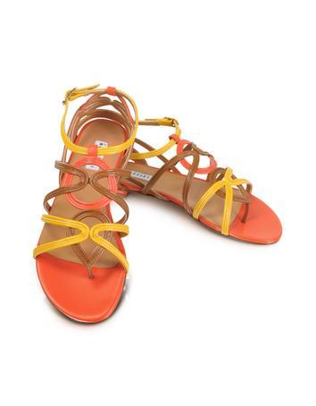 Fratelli Rossetti Nagoya - Sandalen aus Leder