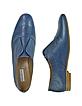 Hobo - Navy Blue Leather Oxford - Fratelli Rossetti