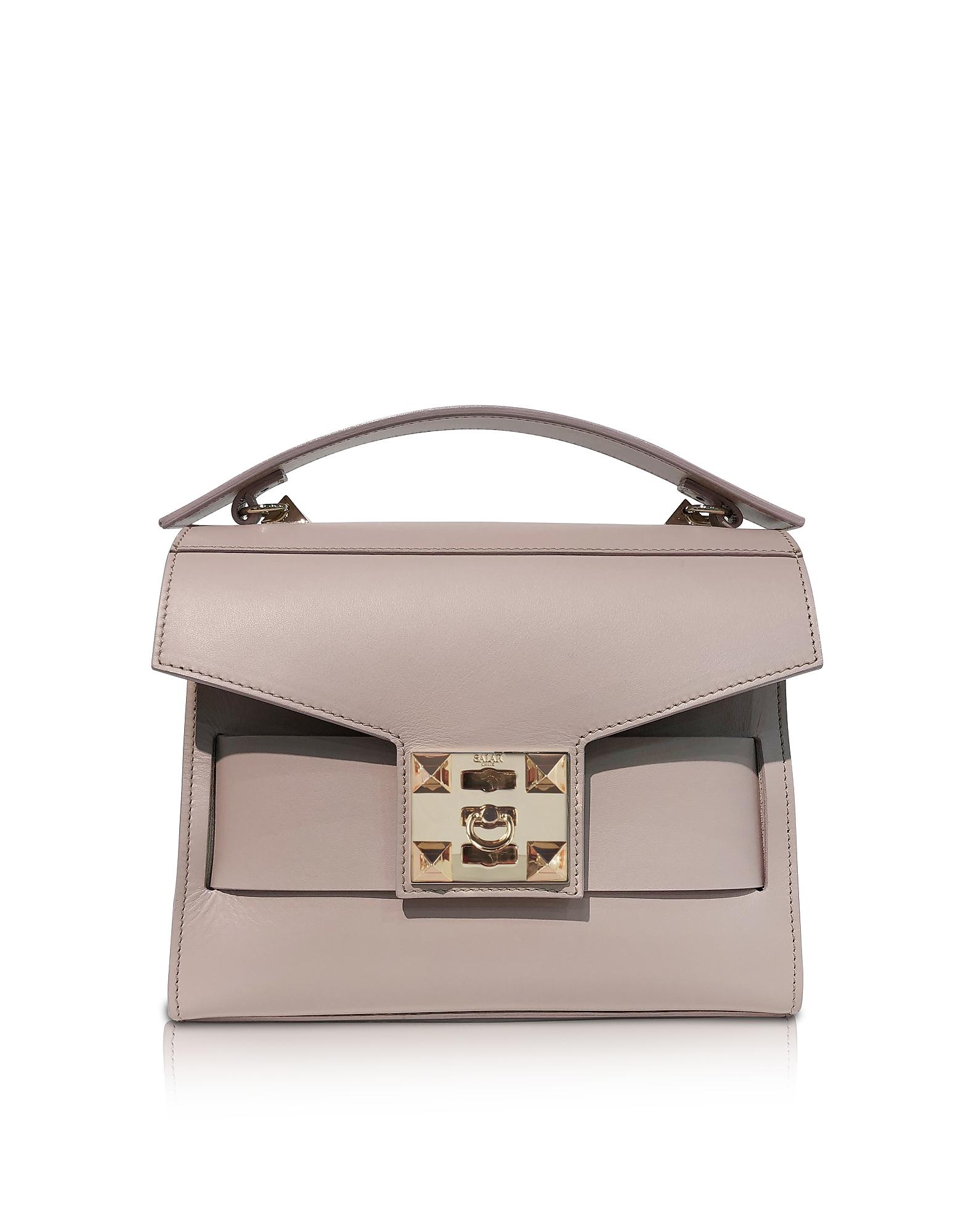 Gigi Top-Handle Satchel Bag