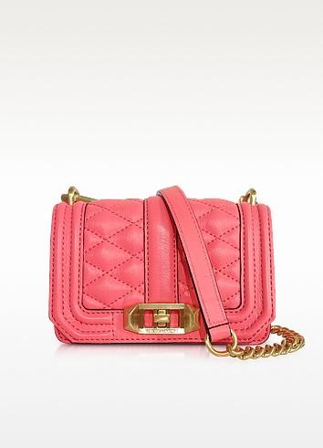 Mini Love Watermelon Leather Crossbody Bag - Rebecca Minkoff