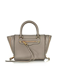 Side Zip Mini Regan Tote - Rebecca Minkoff