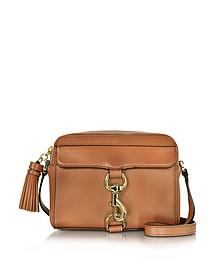 Almond Leather Mab Camera Bag - Rebecca Minkoff