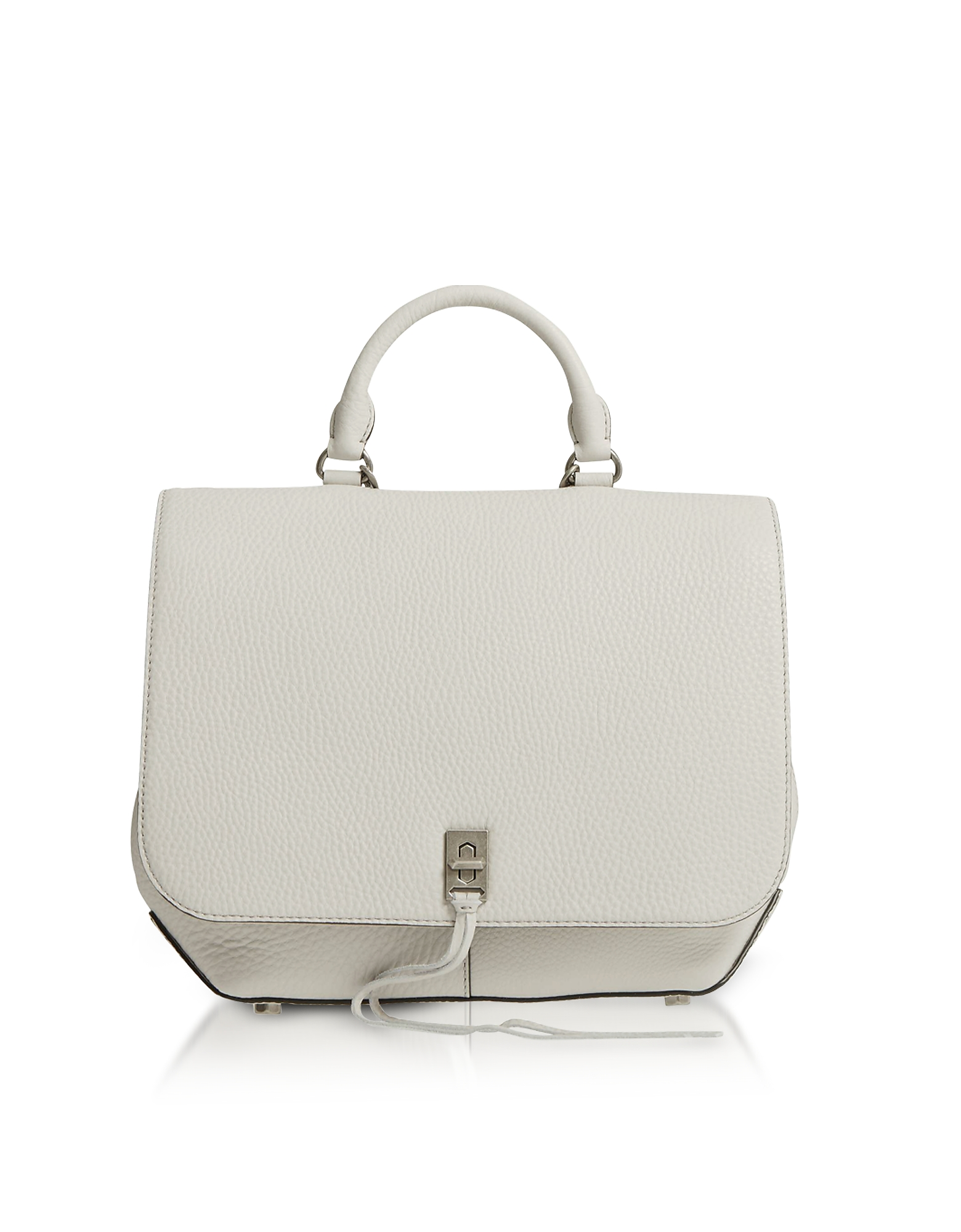 Rebecca Minkoff Handbags, Putty Leather Darren Convertible Backpack