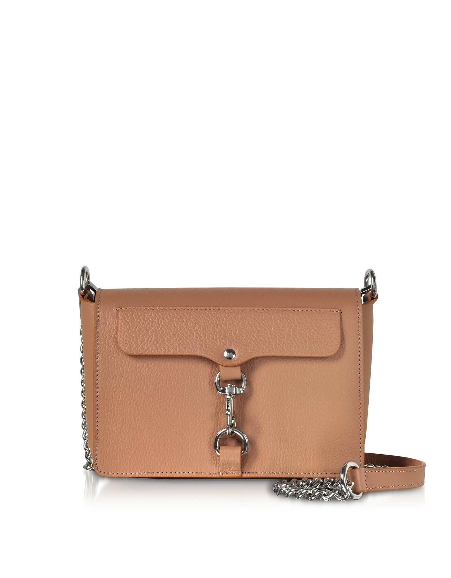 Rebecca Minkoff Designer Handbags, M.A.B. Flap Crossbody Bag