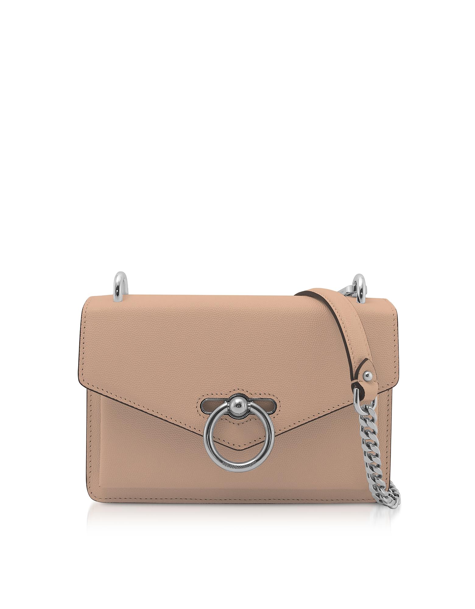 Rebecca Minkoff Handbags, Caviar Leather Jean Xbody Bag