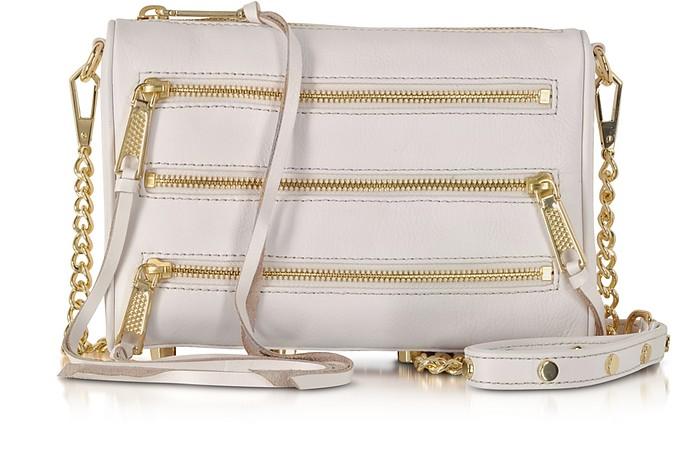 Mini 5 Zip Crossbody Bag - Rebecca Minkoff