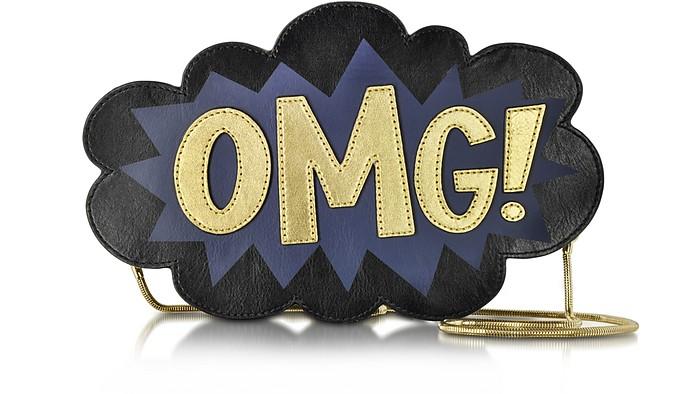 Black Multi OMG! Crossbody Bag - Rebecca Minkoff