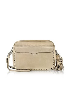 Sandstone Leather Bryn Camera Bag - Rebecca Minkoff