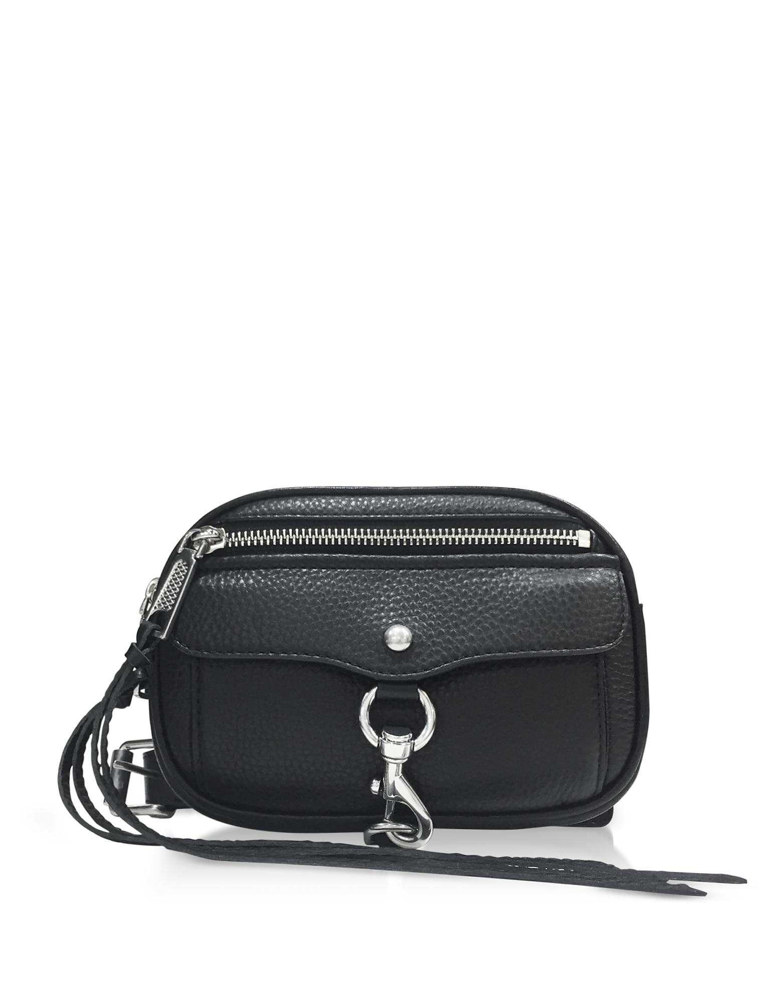 Rebecca Minkoff Handbags, Pebbled Leather Blythe Belt Bag